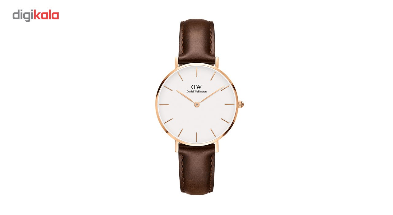 ساعت مچی عقربه ای زنانه دنیل ولینگتون مدل DW00100171