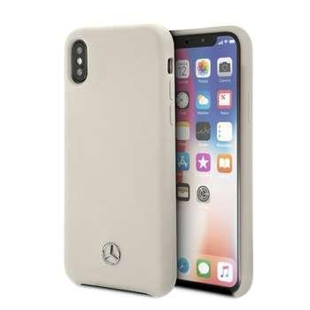 کاور گوشی سیلیکونی سی جی موبایل مدل BENZ مناسب برای گوشی موبایل آیفون X