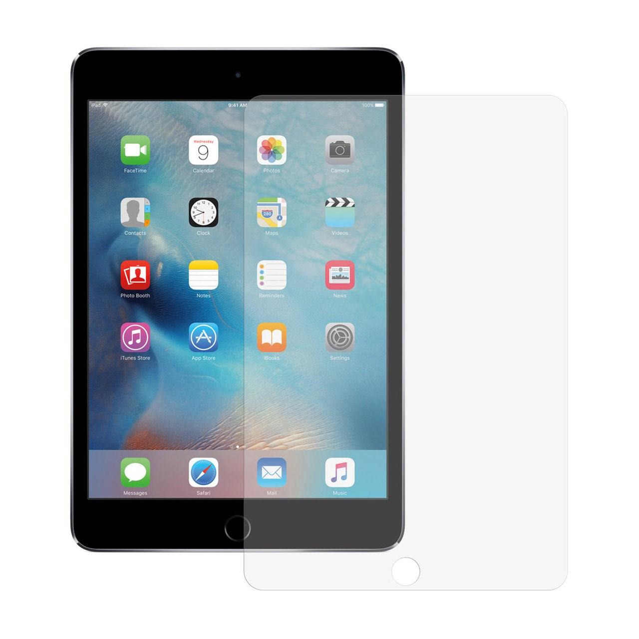 محافظ صفحه نمایش شیشه ای تمپرد مناسب برای تبلت اپل iPad mini