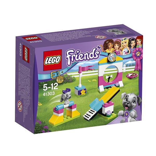 لگو سری Friends مدل Puppy Playground 41303