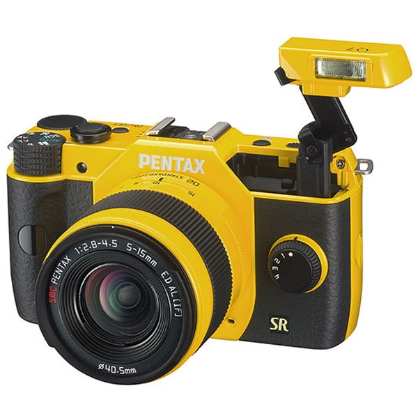 دوربین دیجیتال پنتاکس Q7