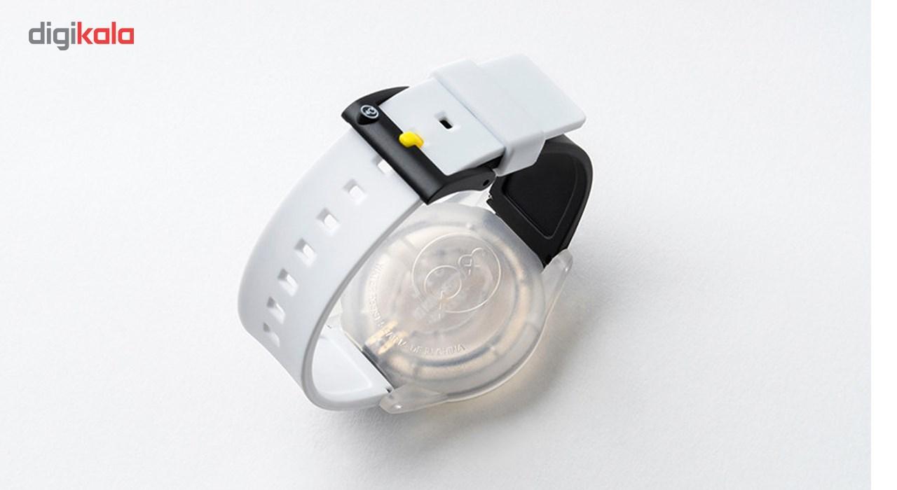ساعت مچی عقربه ای کیو اند کیو مدل RP00J005Y Solar