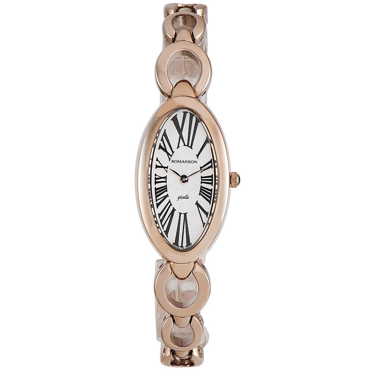 ساعت مچی عقربه ای زنانه رومانسون مدل RM0348LL1RAS5R