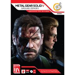 بازی Metal Gear Soild V Ground Zeroes مخصوص  PC