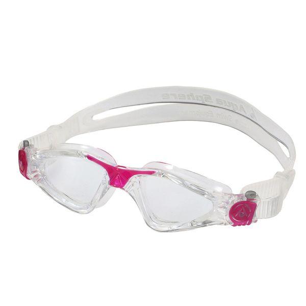 عینک شنای زنانه آکوا اسفیر مدل Kayenne Ladies لنز شفاف