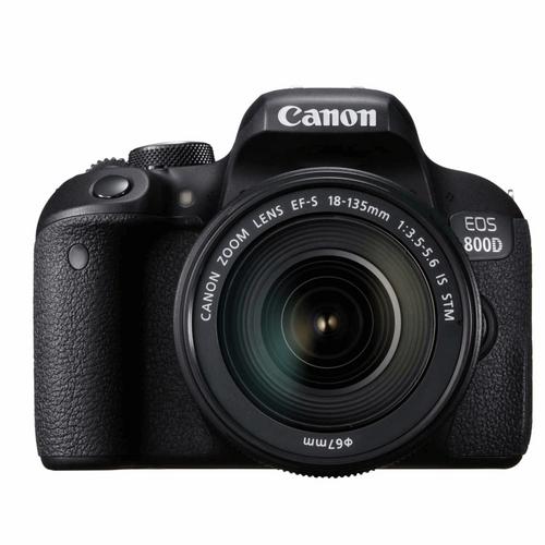 دوربین دیجیتال کانن مدل EOS 800D به همراه لنز 18-135 میلی متر IS STM