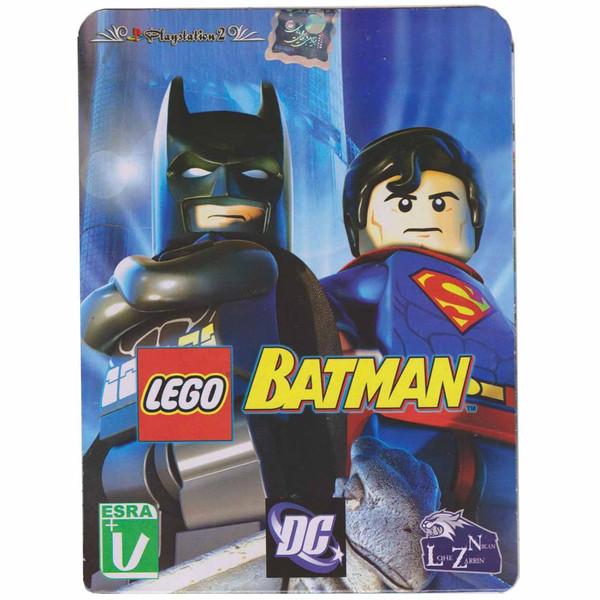 بازی LEGO Batman مخصوص PS2