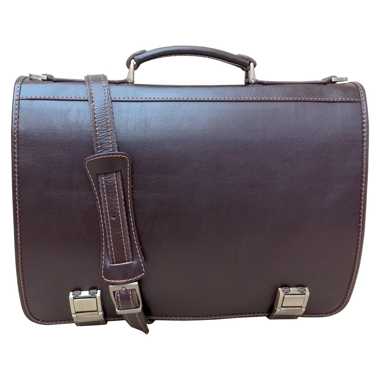 کیف مردانه چرم خاطره مدل 109