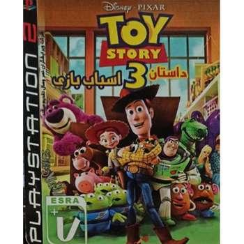 بازی داستان اسباب بازی 3 مخصوص PS2
