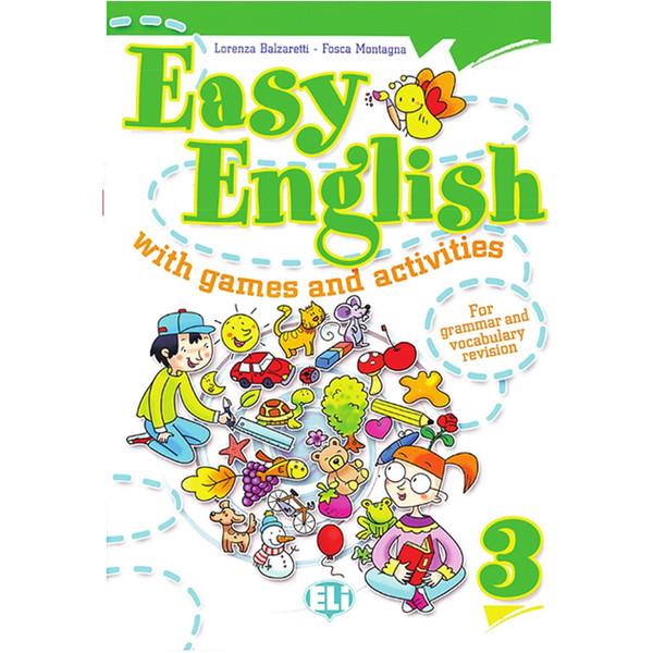 کتاب زبان Easy English3-CD اثر مولفان