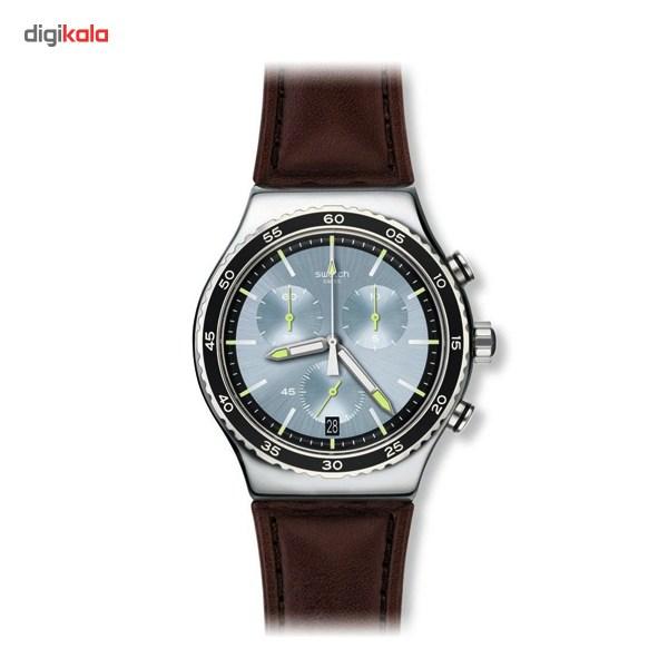 خرید ساعت مچی عقربه ای مردانه سواچ مدل YVS429 | ساعت مچی