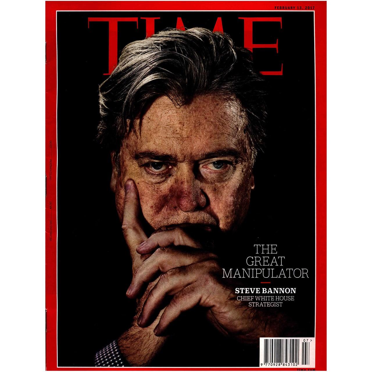 مجله تایم - سیزدهم فوریه 2017