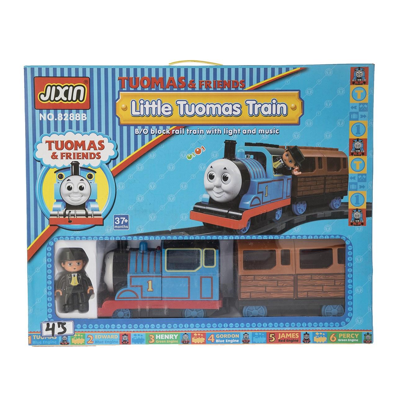 قطار اسباب بازی مدل Little Tuomas And Friend