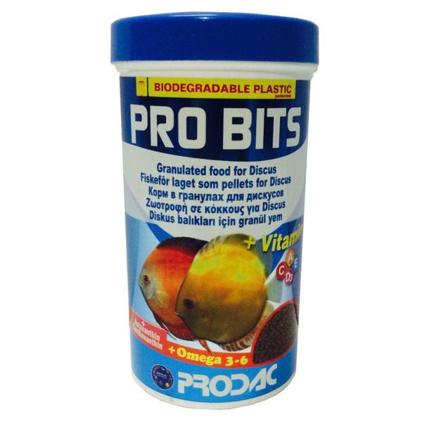 غذای ماهی پروداک مدل Pro Bits وزن 100 گرم