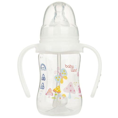 شیشه شیر بیبی لند مدل 360Kitty ظرفیت 150 میلی لیتر