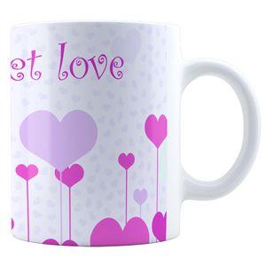 ماگ لومانا مدل Love V0033