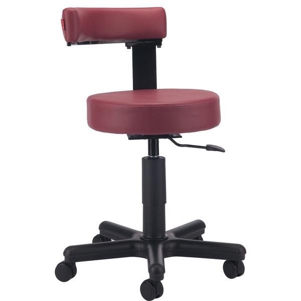 صندلی اداری نیلپر مدل SL106x چرمی