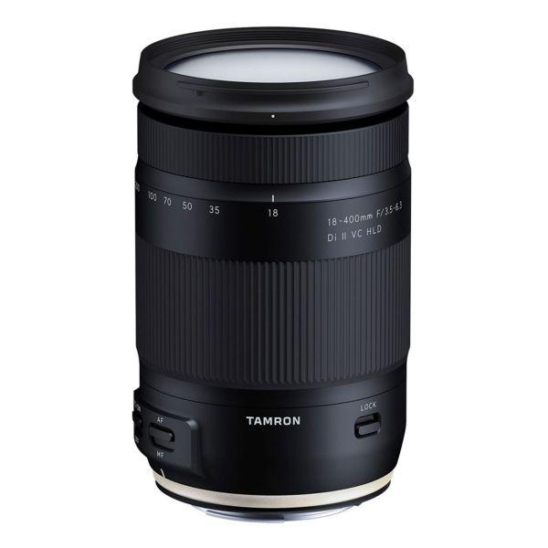 لنز تامرون مدل 18-400 mm F/3.5-6.3 Di II VC HLD مناسب برای دوربینهای کانن