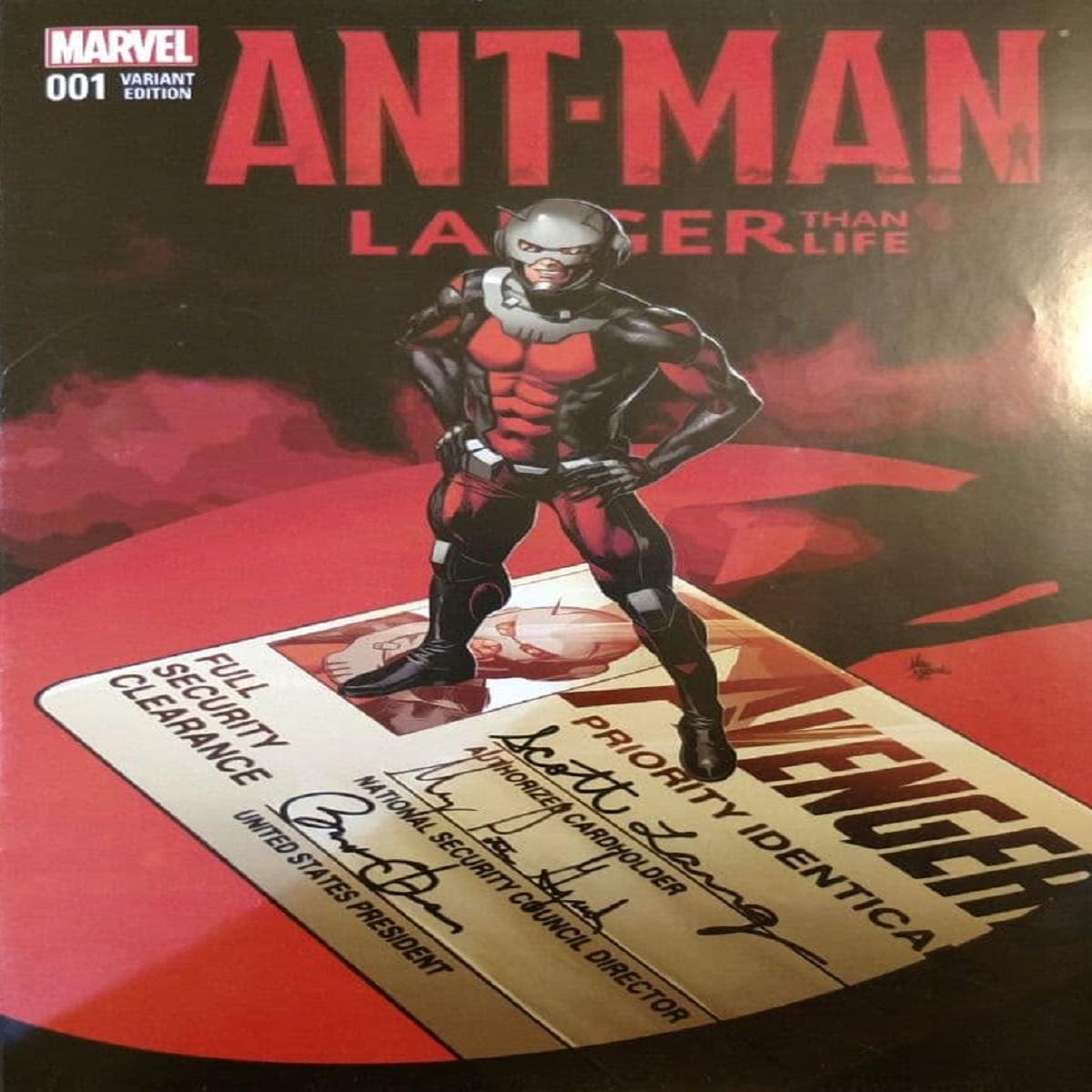 مجله ANT-MAN 1 آوریل 2020