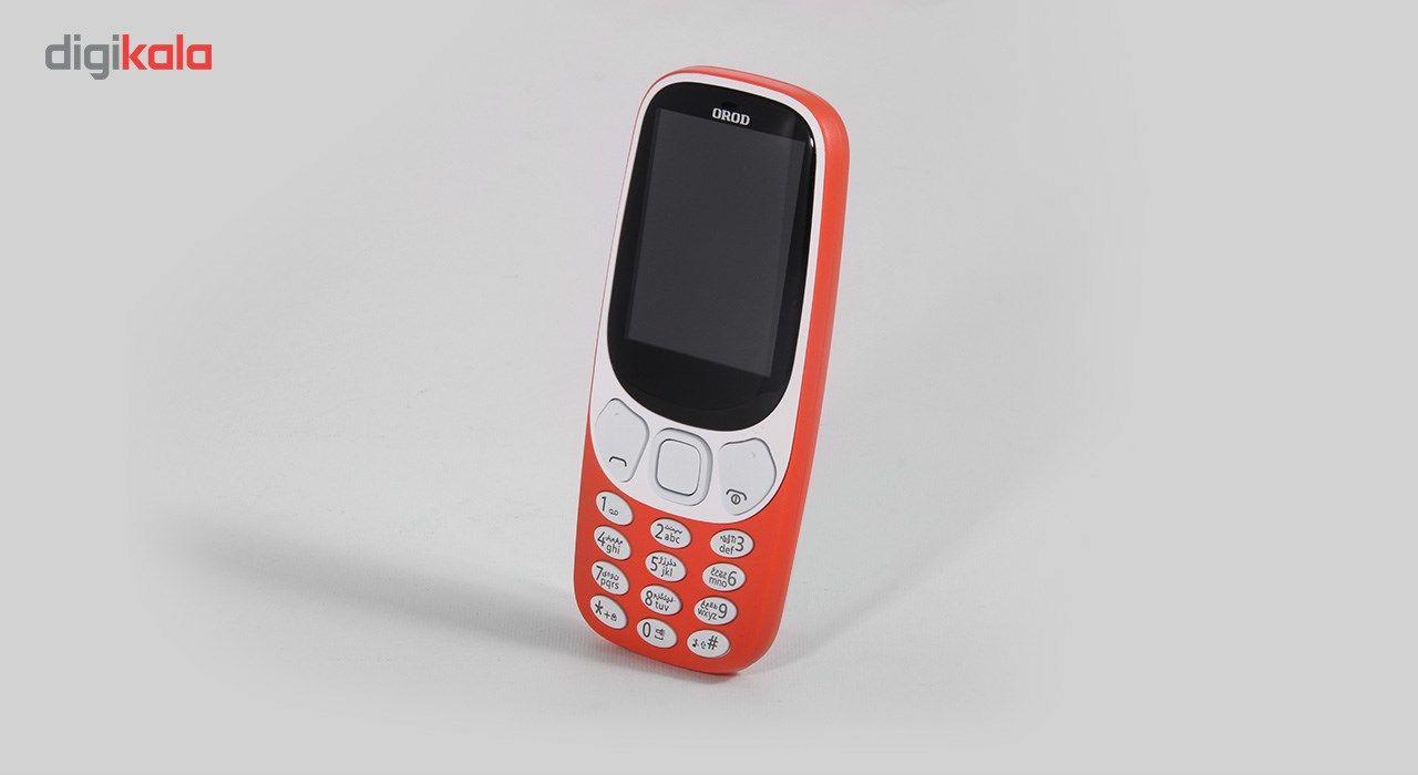 گوشی موبایل ارد مدل 3310 دو سیم کارت main 1 9