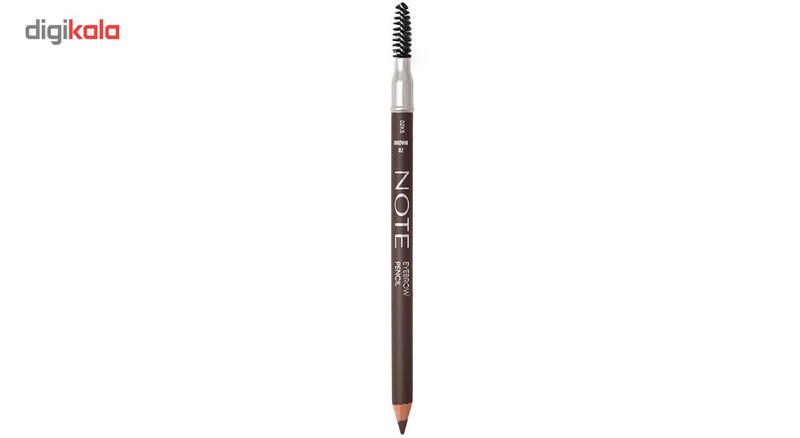 مداد ابرو نوت شماره 02
