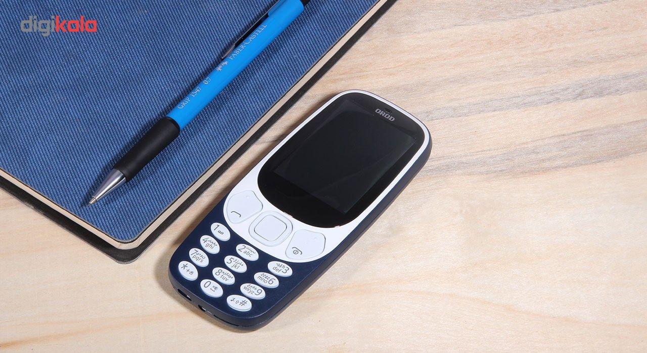 گوشی موبایل ارد مدل 3310 دو سیم کارت main 1 12