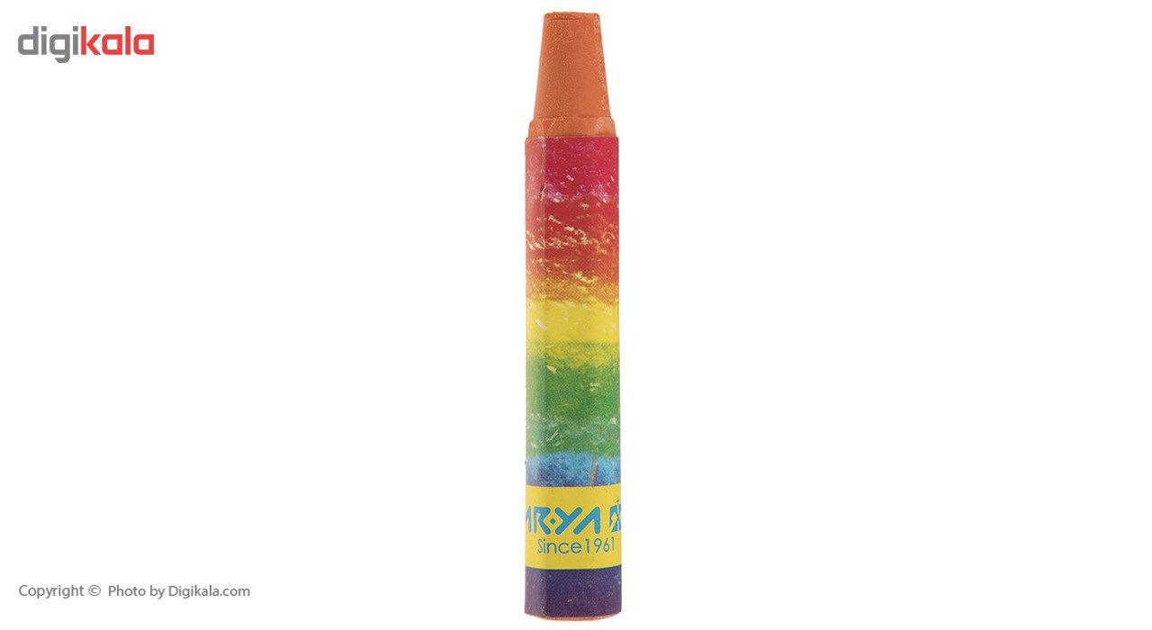 پاستل روغنی 2+24 رنگ آریا مدل 2041 main 1 4