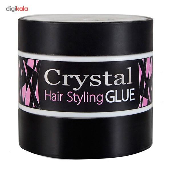 چسب مو کریستال مدل Hair Styling Glue