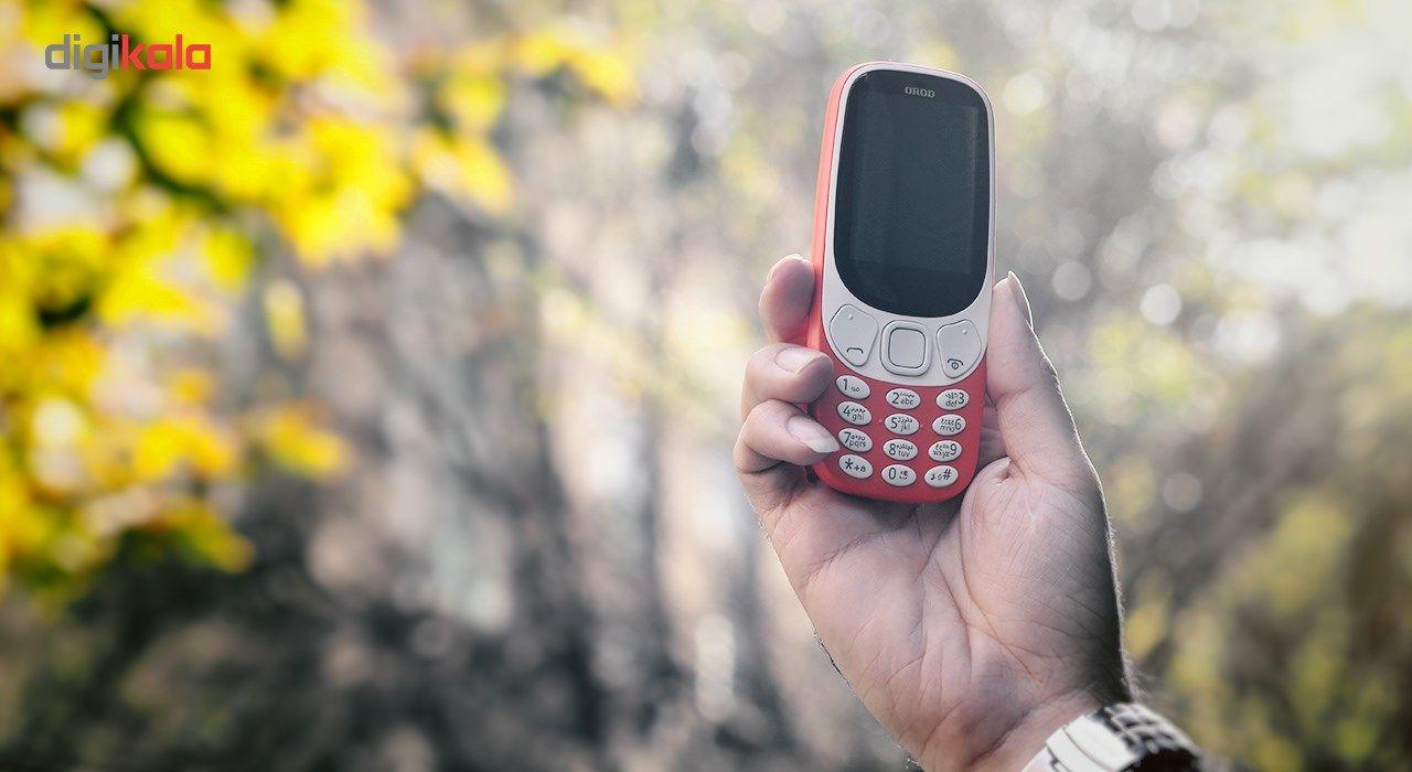 گوشی موبایل ارد مدل 3310 دو سیم کارت main 1 20