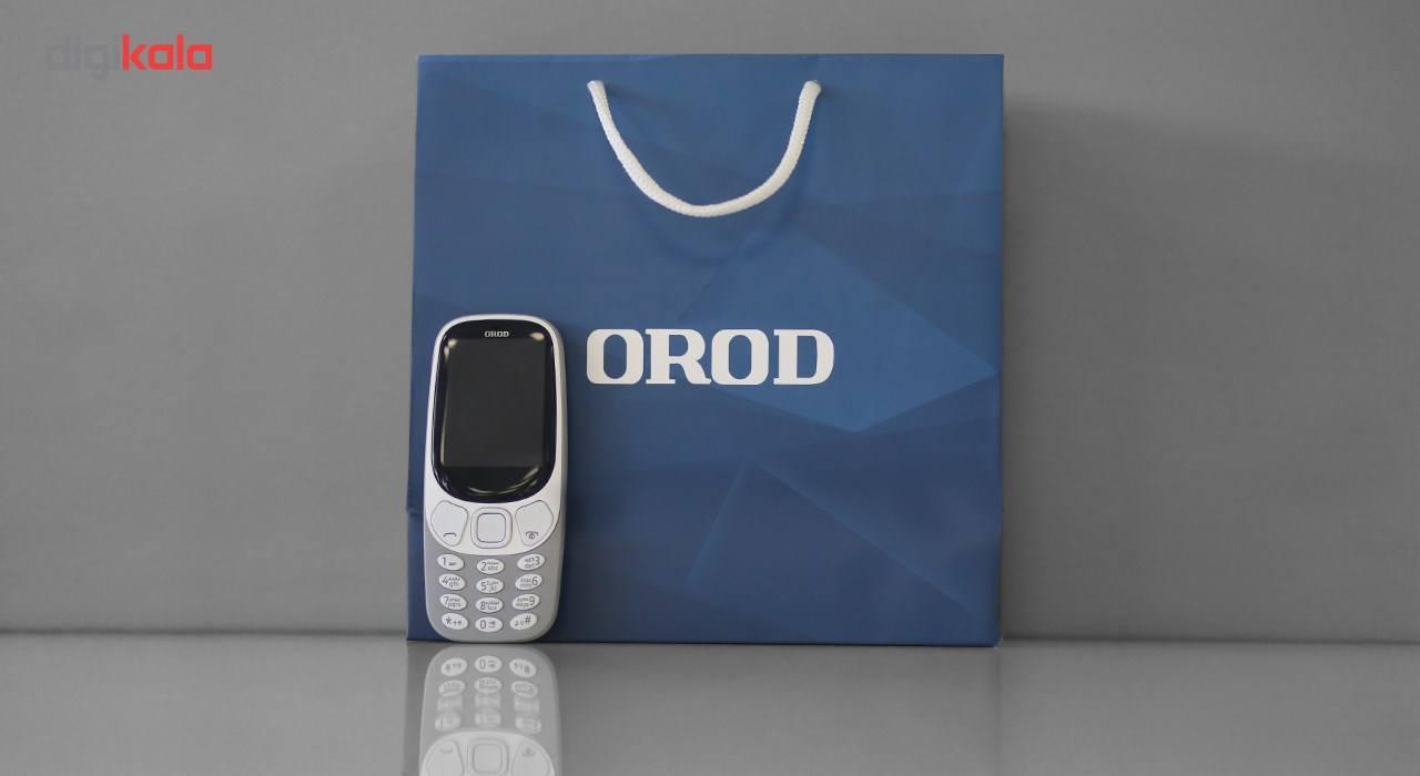 گوشی موبایل ارد مدل 3310 دو سیم کارت main 1 22