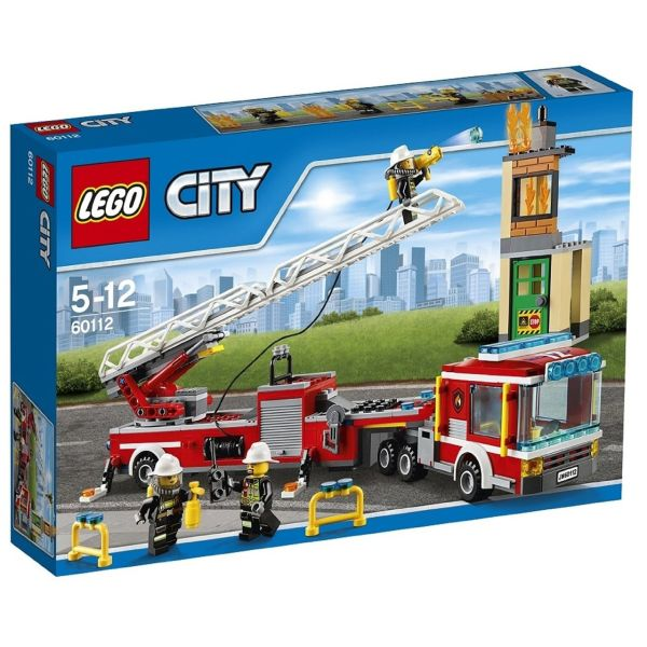 لگو سری City مدل Fire Engine 60112