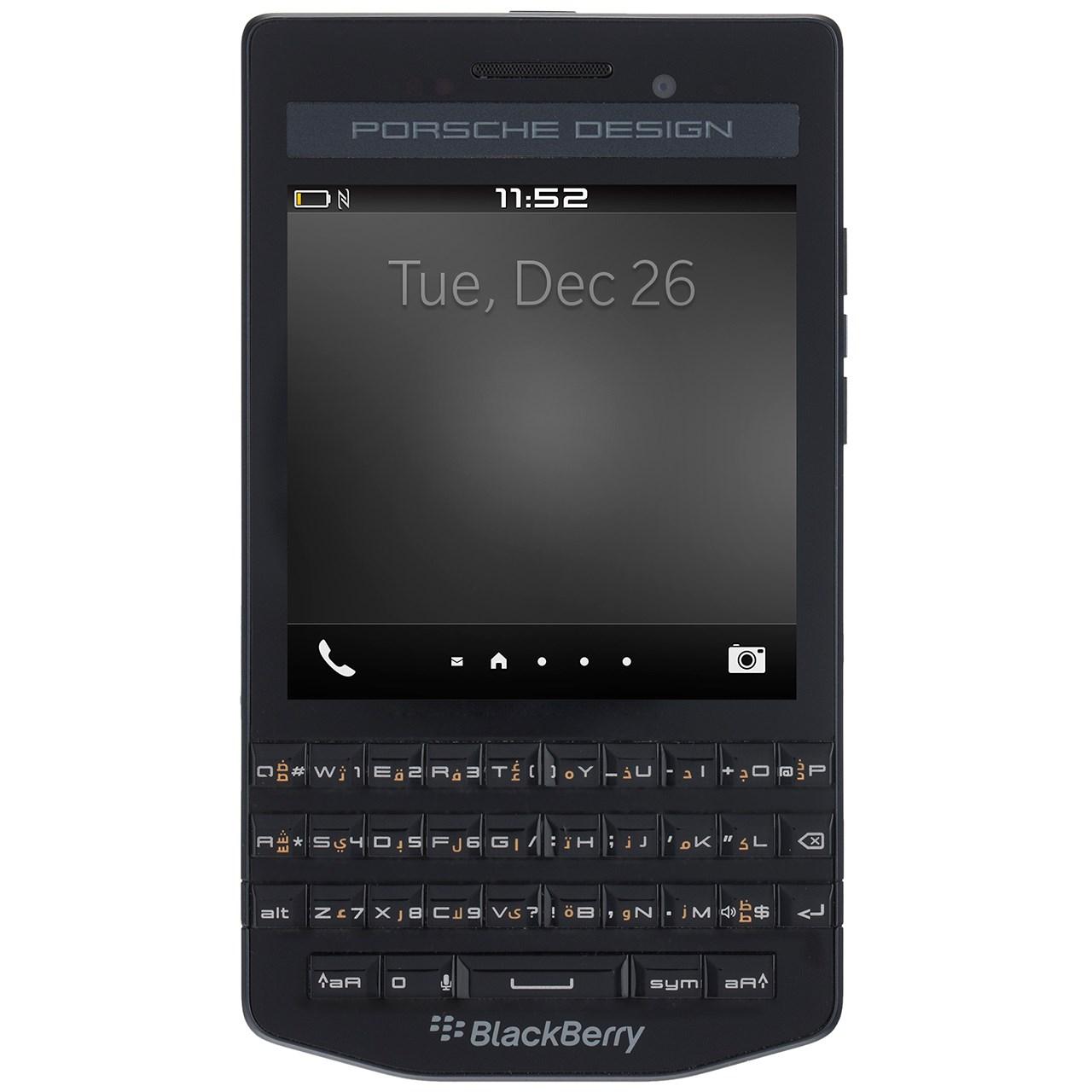 تصویر گوشی بلک بری Porsche Design p9983 | ظرفیت ۶۴ گیگابایت BlackBerry Porsche Design p9983 | 64GB