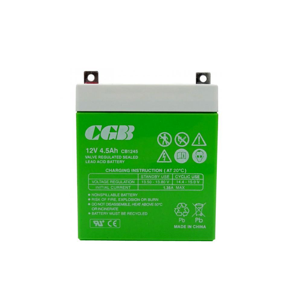 باتری یو پی اس 12 ولت 4.5 آمپر ساعت سی جی بی مدل CB1245