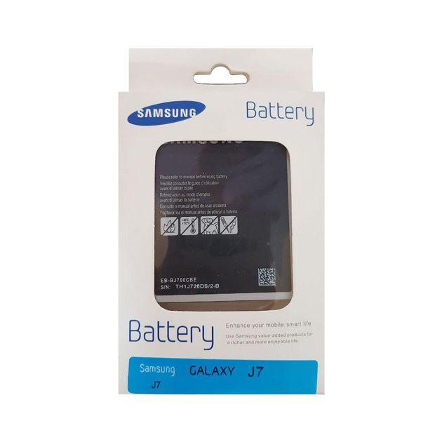 باتری موبایل مدل EB-BJ700CBE  مناسب برای گوشی موبایل GALAXY J7