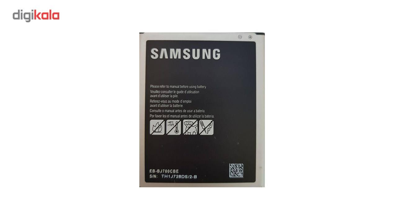باتری موبایل مدل EB-BJ700CBE  مناسب برای گوشی موبایل GALAXY J7 main 1 1