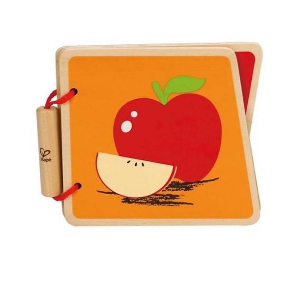 کتاب چوبی هپه مدل Fruit