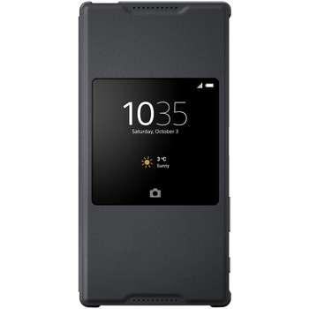 کیف کلاسوری مدل Style Cover Window SCR42 مناسب برای گوشی موبایل سونی Xperia Z5