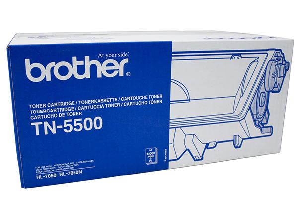 قیمت                      تونر مشکی برادر مدل TN-5500