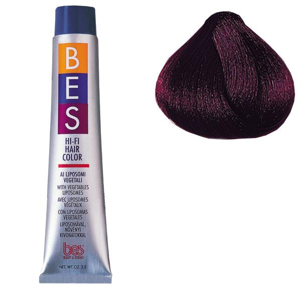 رنگ موی بس سری Pearls مدل Dark Violet Brwn شماره 3.20