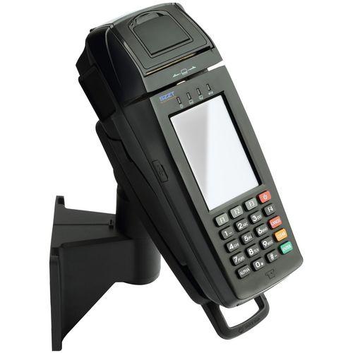 پایه نگهدارنده پوز بانکی ستسا مدل S400 دیواری مناسب دستگاه پوز S800