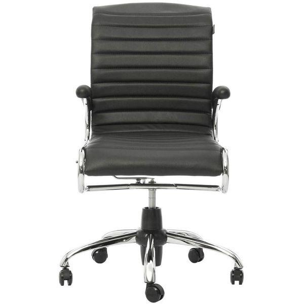 صندلی اداری چرمی راد سیستم مدل J350