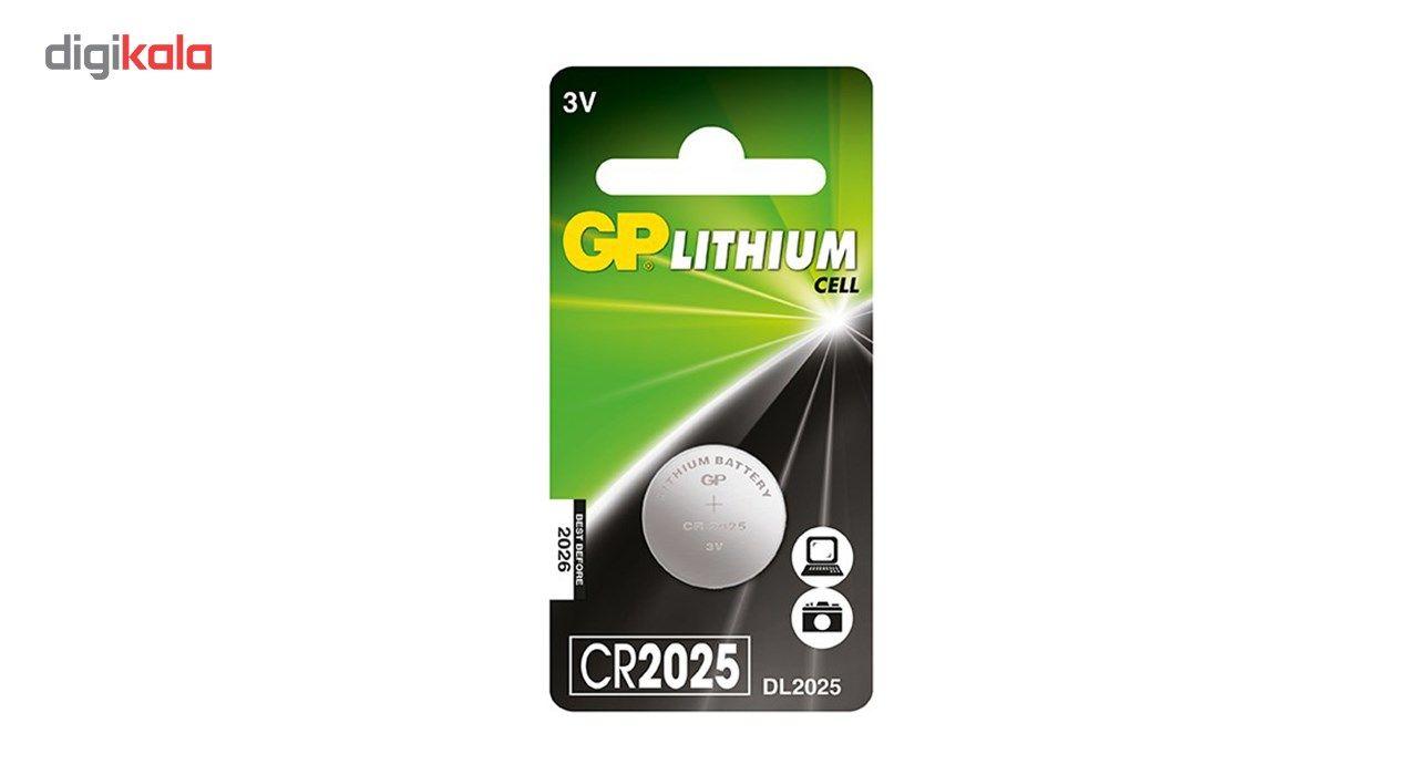 باتری سکه ای جی پی مدل CR2025 main 1 1