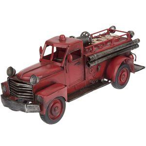 ماشین دکوری مدل Fire Truck