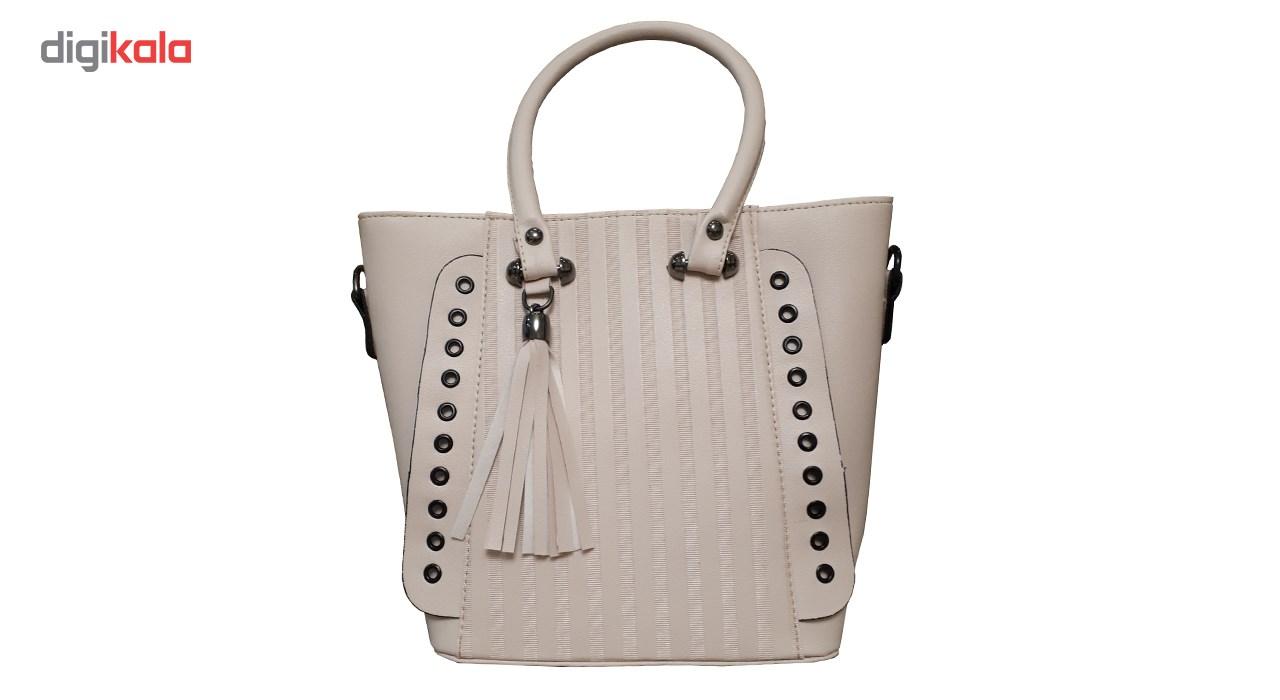 کیف دستی زنانه چرم مدل 005