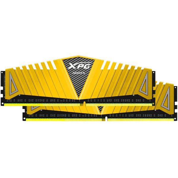 رم دسکتاپ DDR4 دو کاناله 3200 مگاهرتز CL16 ای دیتا مدل XPG Z1 ظرفیت 8 گیگابایت