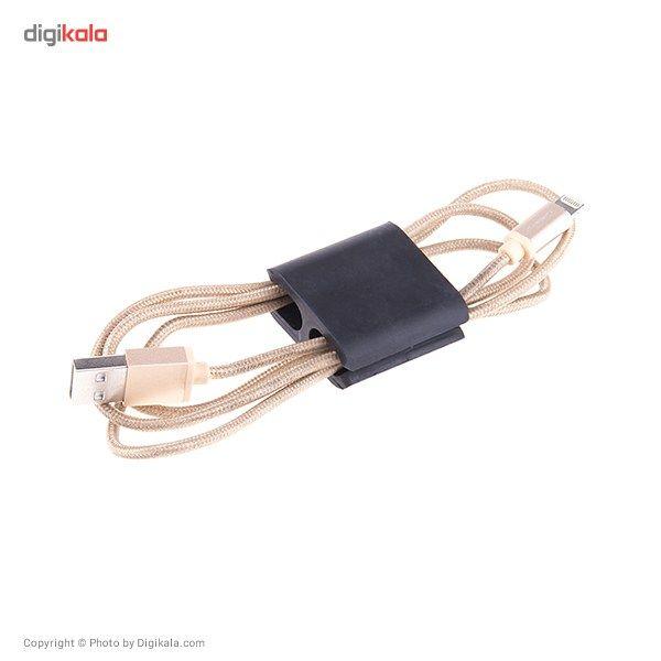 نگهدارنده کابل لوکین مدل Square Cable Organizer MCC-001 main 1 3