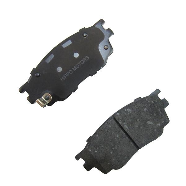 لنت ترمز جلو هیپو مناسب برای  آریو -Z300   بسته دو جفتی