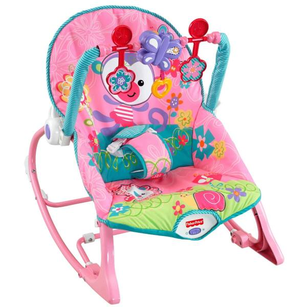 نینی لای لای فیشر پرایس مدل Infant To Toddler Rocker