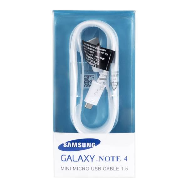 کابل تبدیل USB به microUSB به طول 1.5 متر