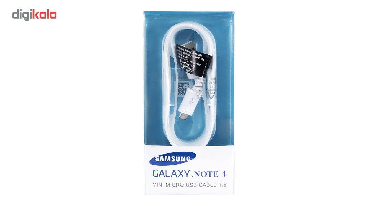 کابل تبدیل USB به microUSB به طول 1.5 متر main 1 1